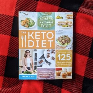 The Keto Diet Recipe / Meal plan book